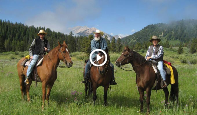 Elkhorn Dude Ranch Montana near Yellowstone