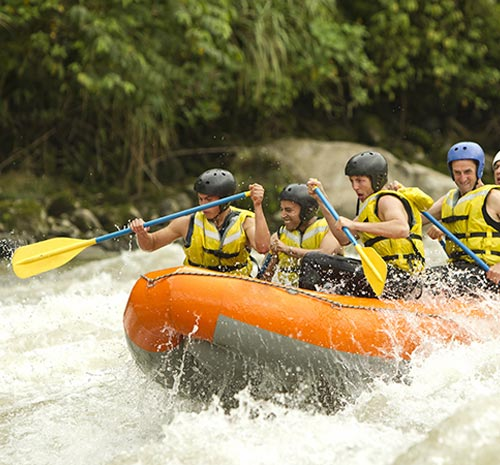 Whitewater Rafting or Scenic Floats