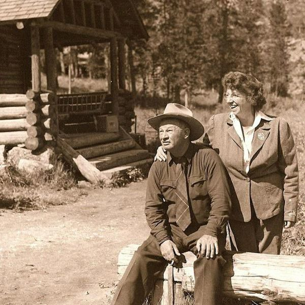 Montana dude ranch history