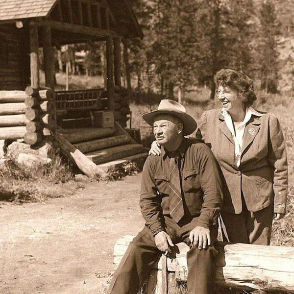 Montana dude ranch history